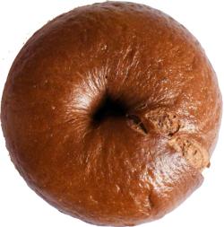 チョコクリチベーグル